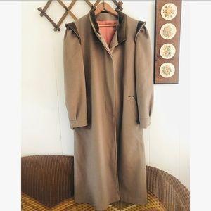 Vintage Wool Topcoat